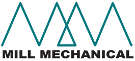 Mill Mechanical Logo